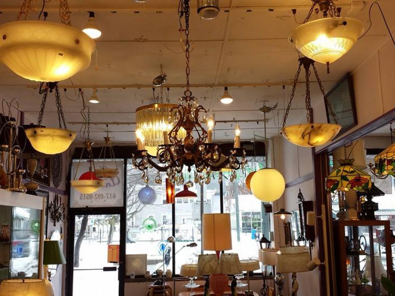 Antique Vintage Lighting Repair