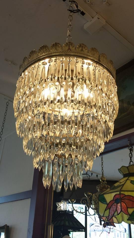 Lighting: Cambridge, MA: Fun Antiques