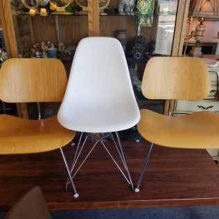 New Eames Chairs - A Classic Design That Never Grows Old